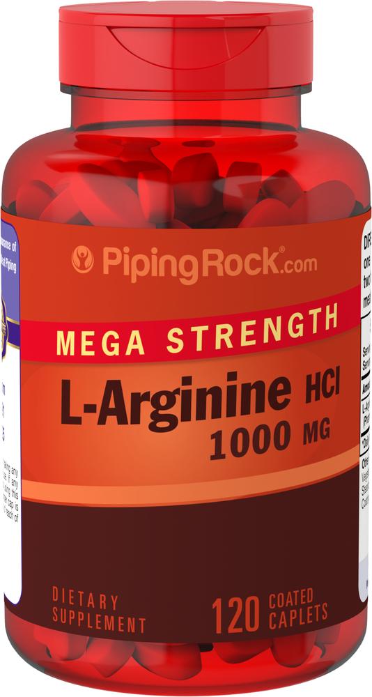 Mega Strength L-Arginine